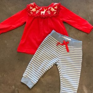 Baby Boden holiday set